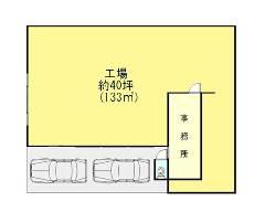 宝町 京成本線[お花茶屋駅]の貸工場・貸倉庫物件の詳細はこちら