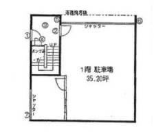 江東橋 JR総武中央線[錦糸町駅]の貸倉庫物件の詳細はこちら
