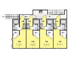 狭間町 京王高尾線[狭間駅]の貸寮物件の詳細はこちら