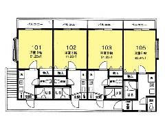 東六郷 京浜急行線[京急蒲田駅]の貸寮物件の詳細はこちら