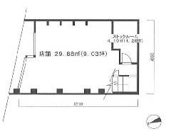 仲六郷 京浜急行線[雑色駅]の貸倉庫物件の詳細はこちら