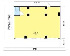 大塚 多摩都市モノレール[大塚・帝京大学駅]の貸事務所物件の詳細はこちら