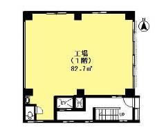 石原 都営浅草線[本所吾妻橋駅]の貸事務所物件の詳細はこちら