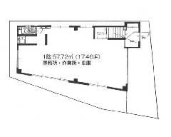 千住旭町 JR常磐線[北千住駅]の貸店舗物件の詳細はこちら