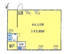 日吉町 JR中央線[西八王子駅]の貸倉庫物件の詳細はこちら