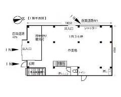下石原 京王線[西調布駅]の貸工場・貸倉庫物件の詳細はこちら