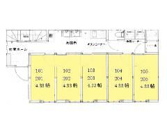 緑が丘 東急大井町線[緑が丘駅]の貸寮物件の詳細はこちら