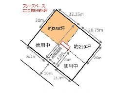 東町 JR中央・総武緩行線[東船橋駅]の貸地物件の詳細はこちら