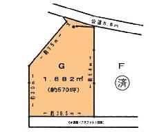 逆井 東武野田線[逆井駅]の貸地物件の詳細はこちら
