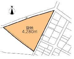 三ツ堀 東武野田線[梅郷駅]の貸地物件の詳細はこちら