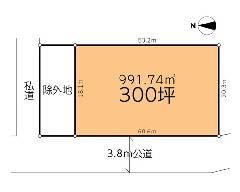 柏井町 JR武蔵野線[市川大野駅]の貸地物件の詳細はこちら