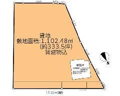 天戸町 京成本線[実籾駅]の貸地物件の詳細はこちら