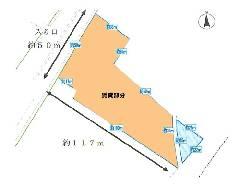 中割 JR常磐線[柏駅]の貸地物件の詳細はこちら