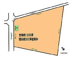 鶴奉 東武野田線[愛宕駅]の貸地物件の詳細はこちら