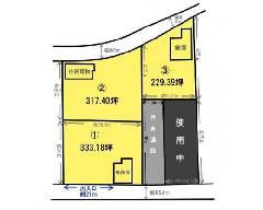 柏井町 JR武蔵野線[船橋法典駅]の貸地物件の詳細はこちら