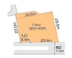 上荻野 小田急線[本厚木駅]の貸地物件の詳細はこちら