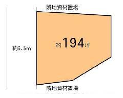 菅田町 JR横浜線[小机駅]の貸地物件の詳細はこちら
