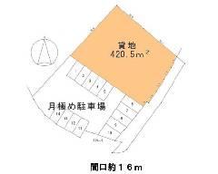 甘沼 JR相模線[香川駅]の貸地物件の詳細はこちら