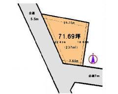 新羽町 ブルーライン[新羽駅]の貸地物件の詳細はこちら
