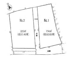 公田町椎郷 JR根岸線[本郷台駅]の貸地物件の詳細はこちら