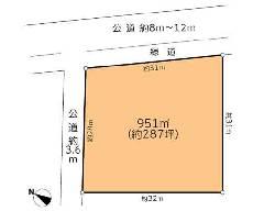 松が丘 JR横浜線[淵野辺駅]の貸地物件の詳細はこちら