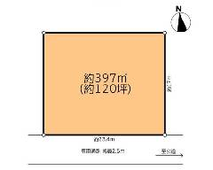 新田宿 JR相模線[入谷駅]の貸地物件の詳細はこちら