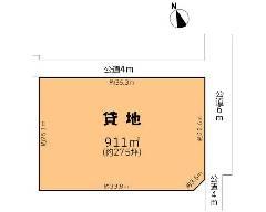 西橋本 JR横浜線[橋本駅]の貸地物件の詳細はこちら