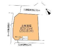北八朔町 JR横浜線[中山駅]の貸地物件の詳細はこちら
