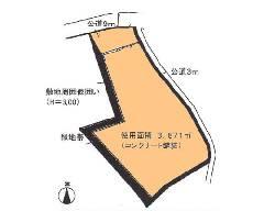 白根町 JR横浜線[中山駅]の貸地物件の詳細はこちら
