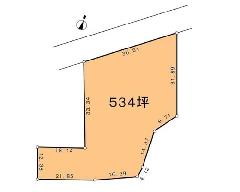 稲荷 小田急江ノ島線[藤沢本町駅]の貸地物件の詳細はこちら