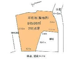 愛名 小田急線[本厚木駅]の貸地物件の詳細はこちら