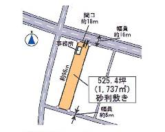 愛甲東 小田急小田原線[愛甲石田駅]の貸地物件の詳細はこちら
