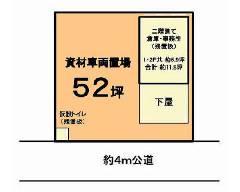 川島町 相鉄本線[上星川駅]の貸地物件の詳細はこちら