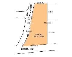 稲荷 東武伊勢崎線[草加駅]の貸地物件の詳細はこちら