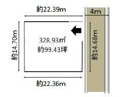 東中野 多摩モノレール[中央大学・明星大学駅]の貸地物件の詳細はこちら