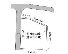 南平 京王線[南平駅]の貸地物件の詳細はこちら