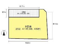 平山 京王線[平山城址公園駅]の貸地物件の詳細はこちら